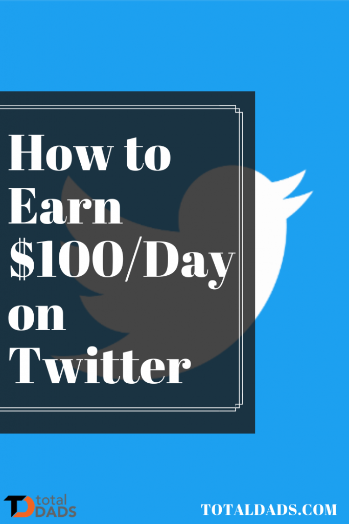 How to Earn $100 a Day on Twitter 5